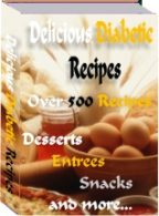 BDAH diabetic cookbook