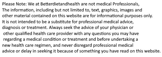 we are not medical professionals